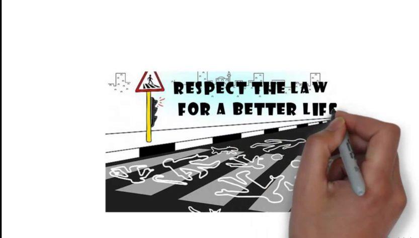 Safe Driving for a Safe Living